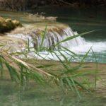 chutes d'eau de Kashi laos