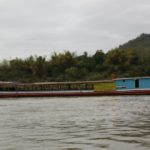 bateau sur la Nam Ou