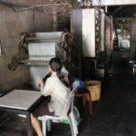 machine à faire les feuilles de riz