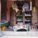 Épicerie à Phonsaly