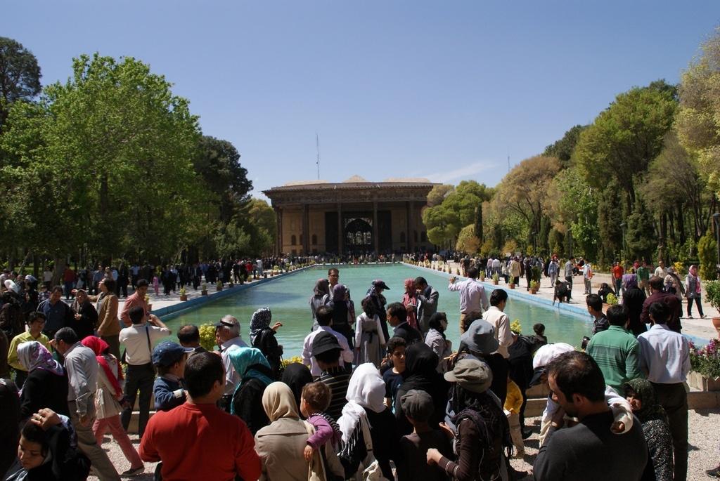 Palais Tchehel-Sotoun