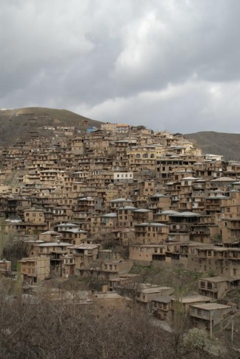 Le village de Kang