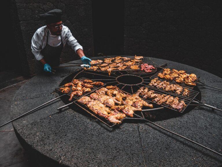 barbecue grande taille