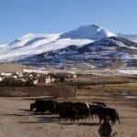 Village de montagne proche d'Alichour
