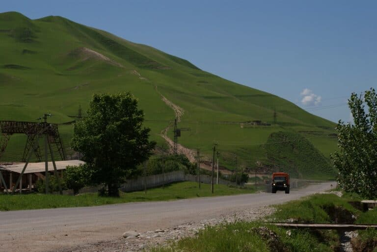 le village de Kulyab