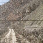 route de retour khorog Dushanbé
