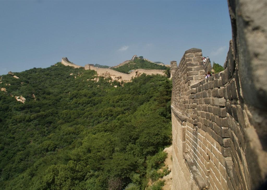 Badaling, muraille de Chine