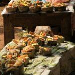 offrandes au Temple du soleil de Konark