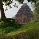 Temple du soleil à Konark