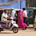 Puri city Inde