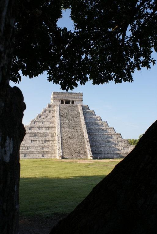 Pyramide de Kukulcán Chichen Itza Mexique