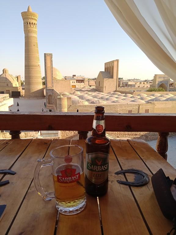 Biere ouzbek